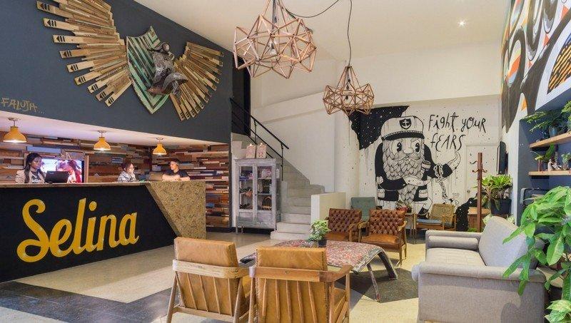 Buenos Aires, Bariloche y Córdoba tendrán los primeros hoteles Selina del país