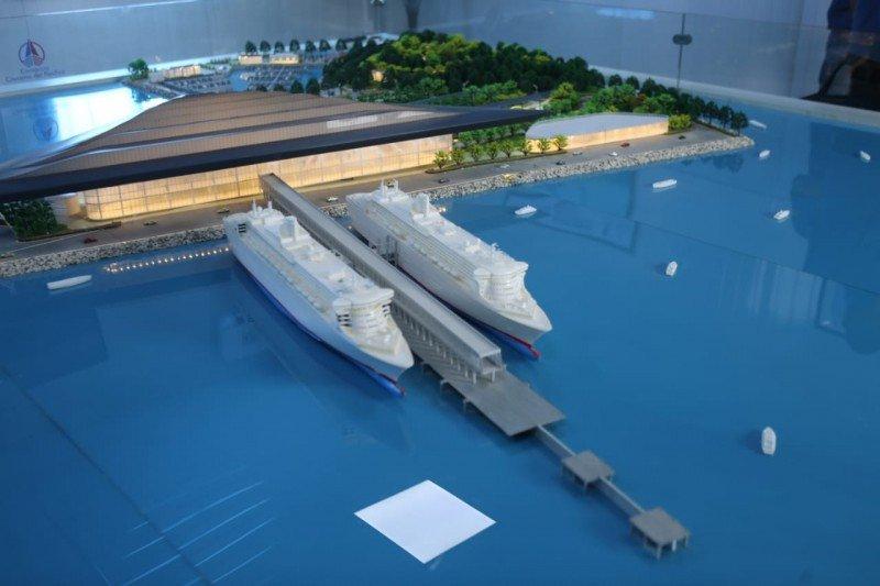 Panamá: avanza la construcción del centro de convenciones y el puerto de cruceros