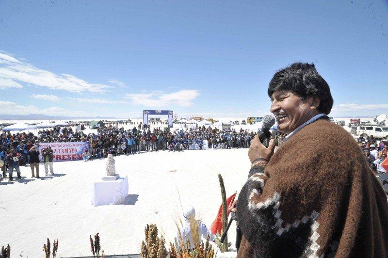 Bolivia destina casi US$ 3 millones a una campaña internacional de tres meses