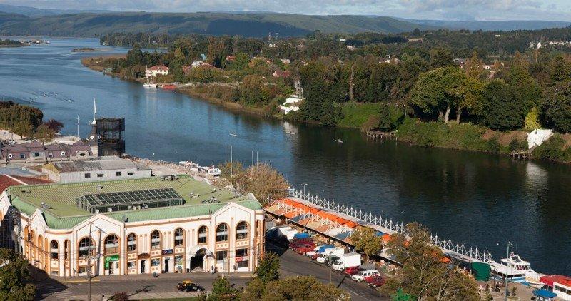 Valdivia será la sede del 40° Congreso Anual de ACHET. Foto: Travel Chile