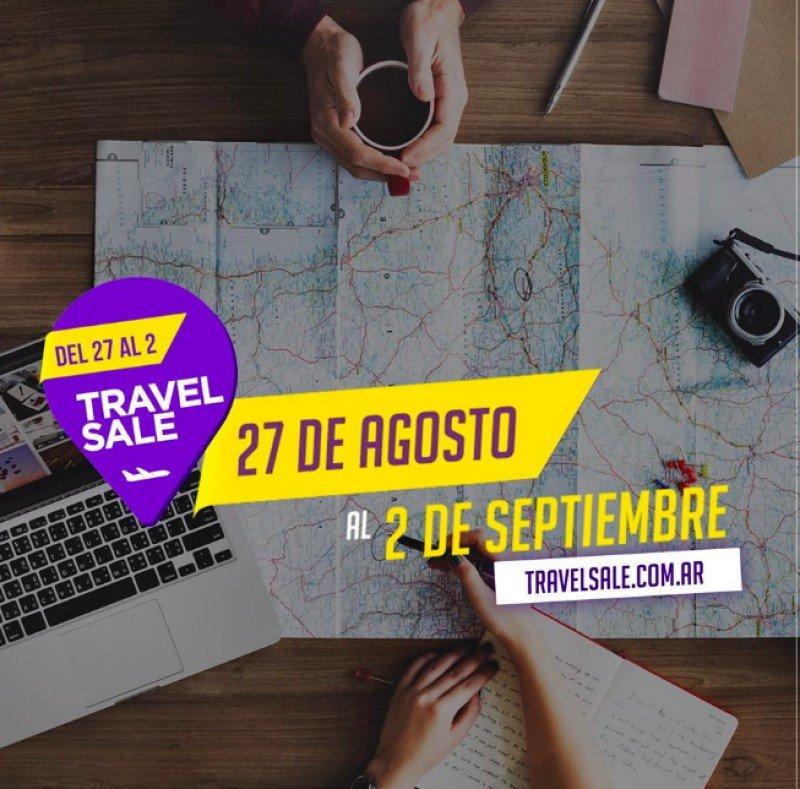 Precios congelados y financiación, los imanes del Travel Sale en Argentina