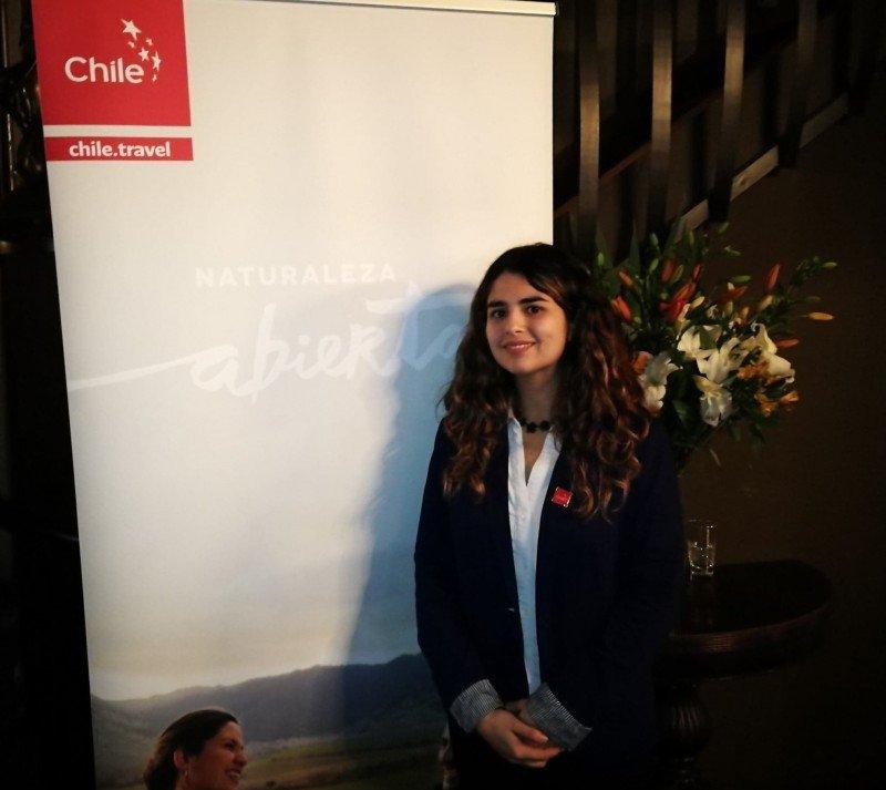 Paulina Pérez Salas, market manager Latinoamérica.