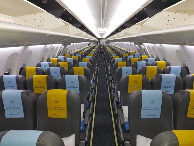 Córdoba y Punta Cana conectadas con Aerolíneas Argentinas