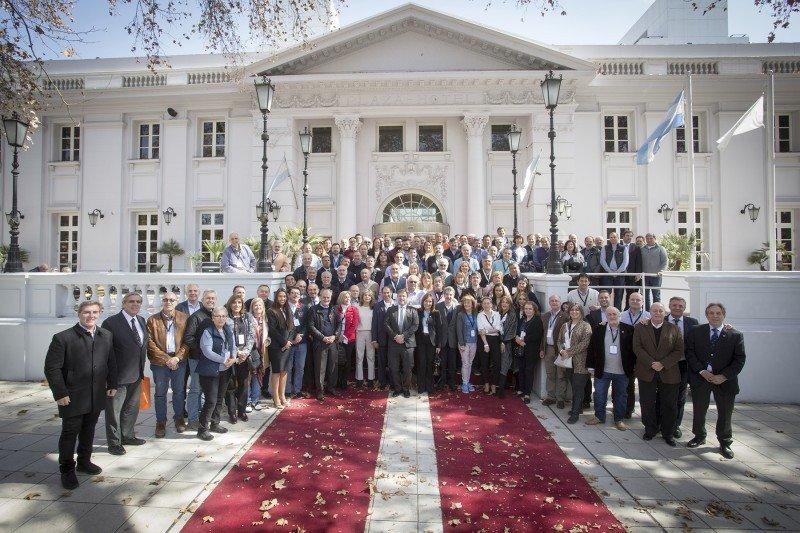 El Consejo Directivo de FEHGRA se reunió en Mendoza.
