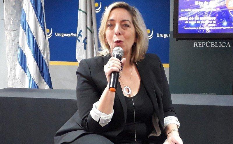 Carrie Wilder en Montevideo. La comisión a los hoteles 'en general es un 15%,' aunque 'hay modalidades que el hotel puede elegir', indicó.