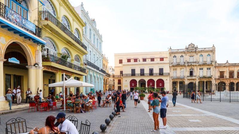 Imagen Cuba: caída de turistas en todos los mercados estratégicos