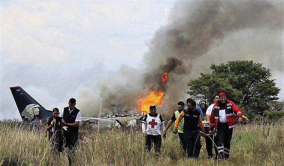 Imagen Un pasajero demanda a Aeroméxico en EEUU por el siniestro en Durango