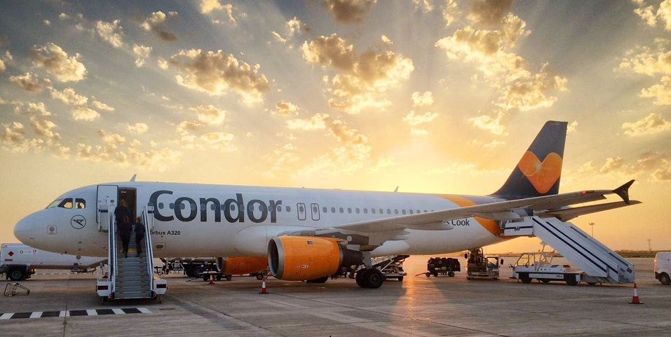Imagen Thomas Cook Group Airline se asocia con Air Europa