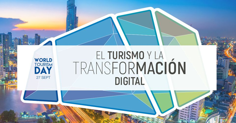 Imagen El Día Mundial del Turismo se centrará en la transformación digital