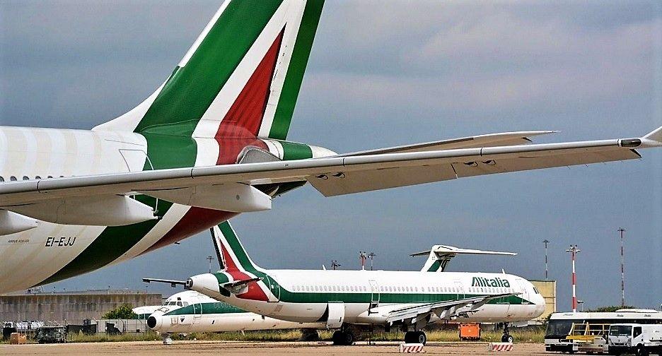 Imagen El Gobierno italiano busca 1.200 M € para renacionalizar Alitalia