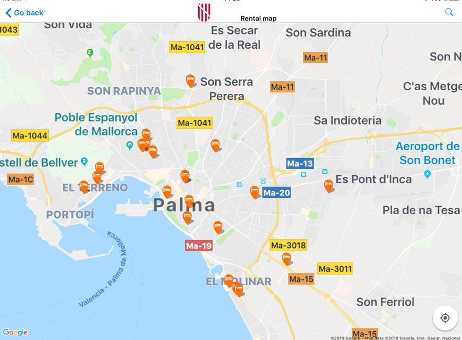 Imagen Baleares crea una App para localizar alquileres turísticos legales