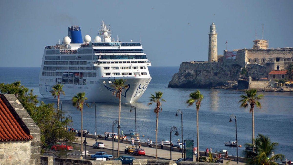 Imagen La Habana presume de ser el mejor puerto de cruceros del Caribe Occidental