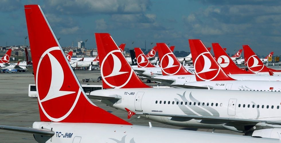 Imagen Turkish Airlines amplía su operación entre Valencia y Estambul