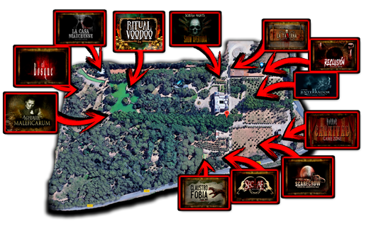 Imagen El parque de Halloween más grande de Europa se abrirá en Cambrils