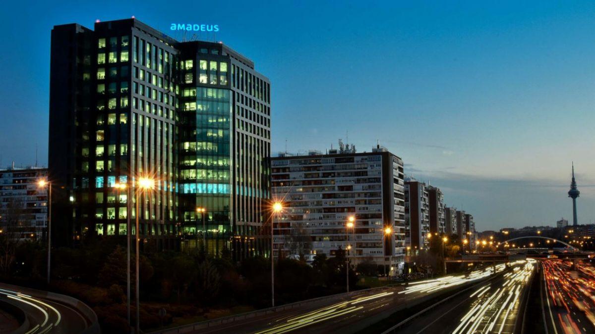 Imagen Amadeus se dispara en Bolsa tras anunciar la compra de TravelClick