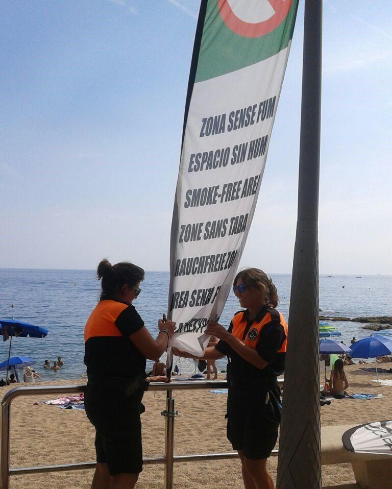 Imagen Las playas sin humo se extienden por España