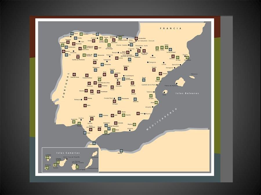 Imagen Turismo se compromete a agilizar la apertura de los paradores pendientes