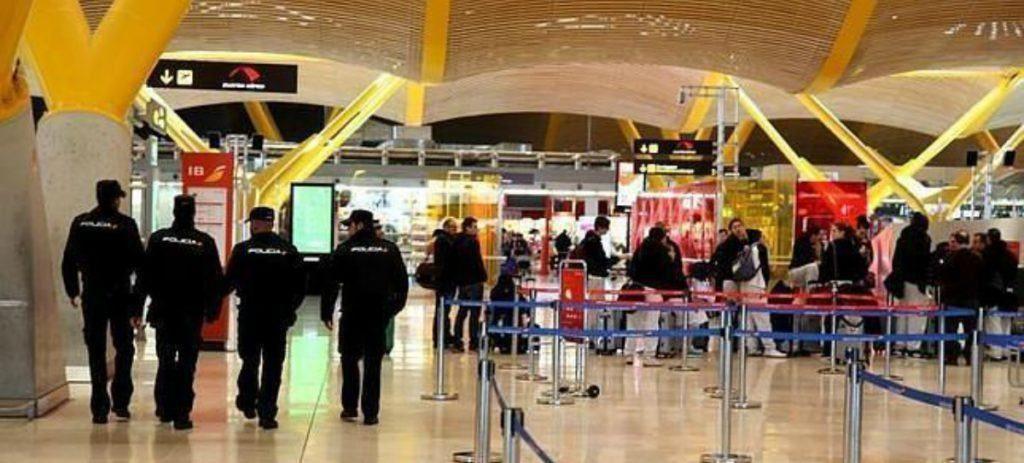 Imagen Huelga en los puntos de control del Aeropuerto de Madrid-Barajas