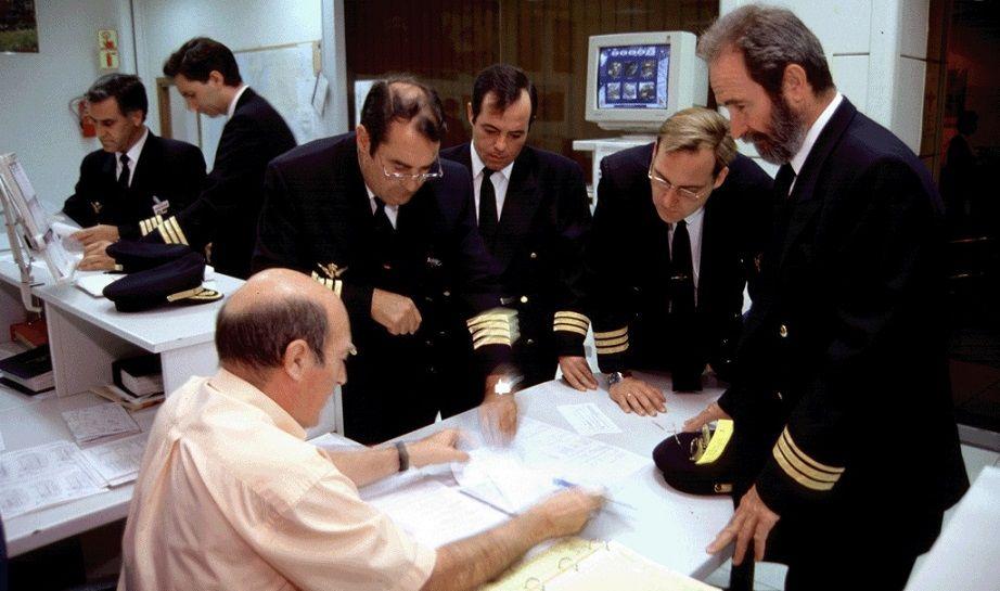 Imagen Los pilotos de Iberia tienen un nuevo convenio colectivo hasta 2021