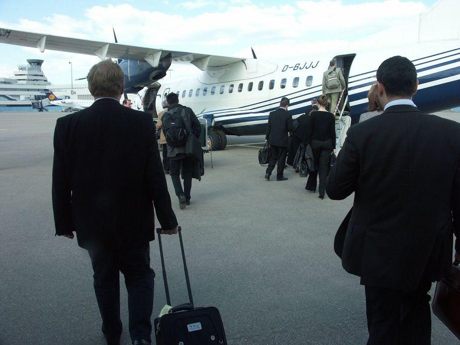 Imagen Inteligencia artificial para gestionar el gasto en viajes corporativos