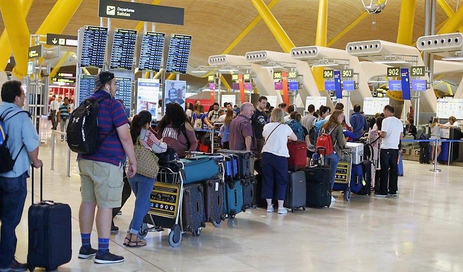 Imagen La huelga de seguridad en Madrid Barajas creará un caos, según ACETA