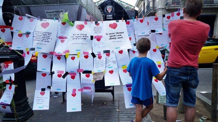 Imagen El turismo en Barcelona un año después del atentado: las cifras