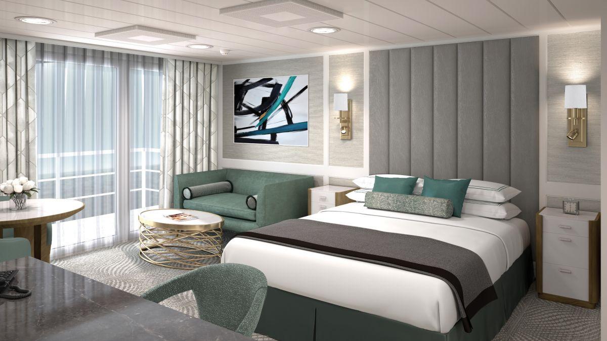 Imagen Oceania Cruises invierte 88 M € en renovar cuatro buques de lujo