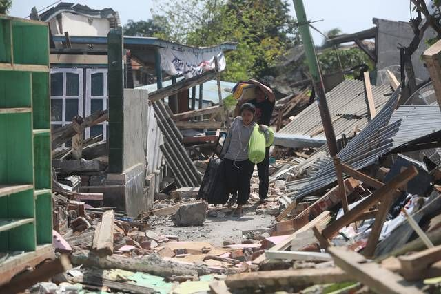 Imagen Nuevos terremotos en Lombok dificultan la vuelta a la normalidad turística