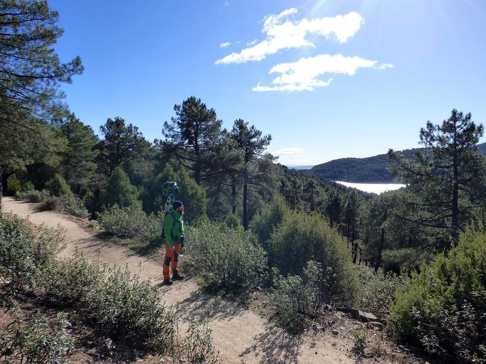 Imagen La Comunidad de Madrid, la primera en rutas digitalizadas con Street View