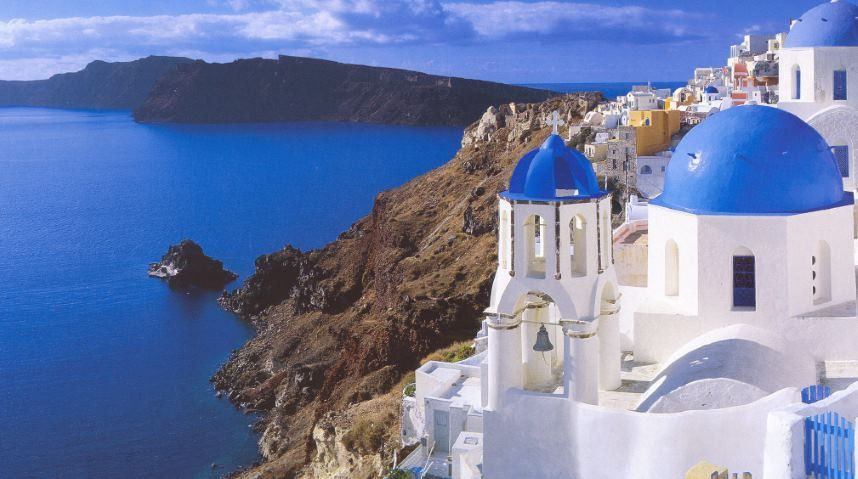 Imagen La llegada de turistas a Grecia se incrementaun 19%