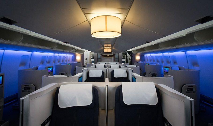 Imagen Más de 7.000 elementos hacen posible un vuelo de British Airways