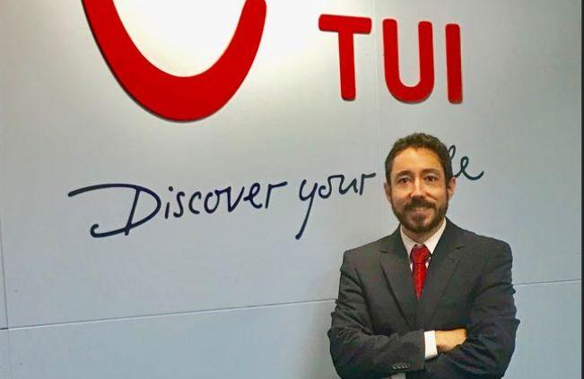 Imagen Nuevo director financiero de TUI para España