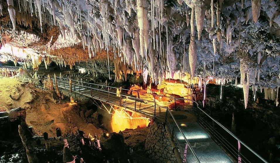 Imagen Primera cueva totalmente accesible de España