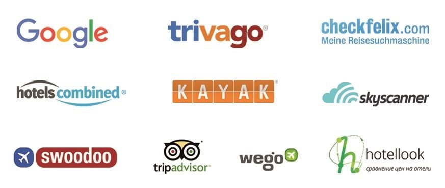 Imagen Metabuscadores: hoteles norteamericanos los usan el doble que los asiáticos