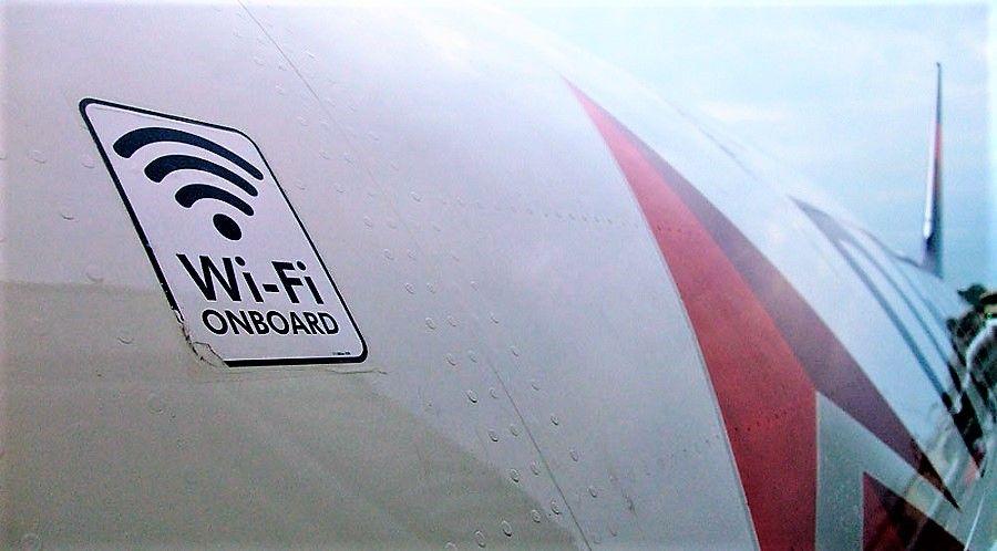 Imagen Los aviones con wifi se triplicarán en 10 años