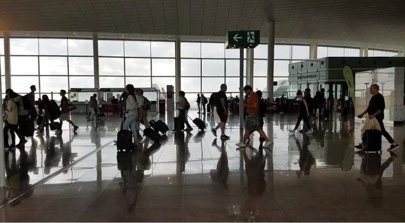 Imagen El turismo se convierte en el tercer sector exportador del mundo