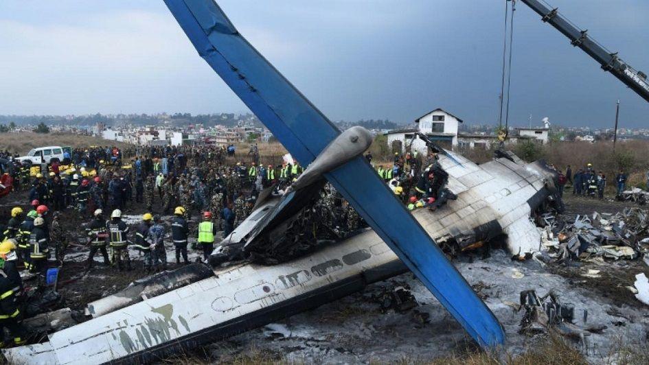 Imagen Accidente aéreo en Nepal: el piloto sufría estrés severo, según el informe