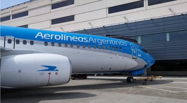 Imagen Aerolíneas Argentinas extiende sus vuelos con Madrid hasta 2019