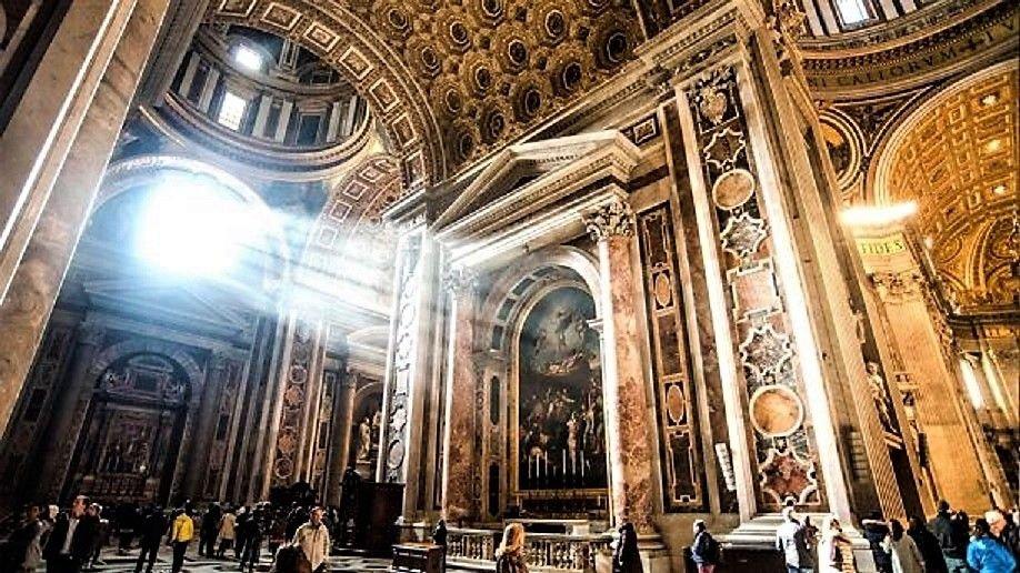 La Basílica de San Pedro en Roma, Italia (TripAdvisor).