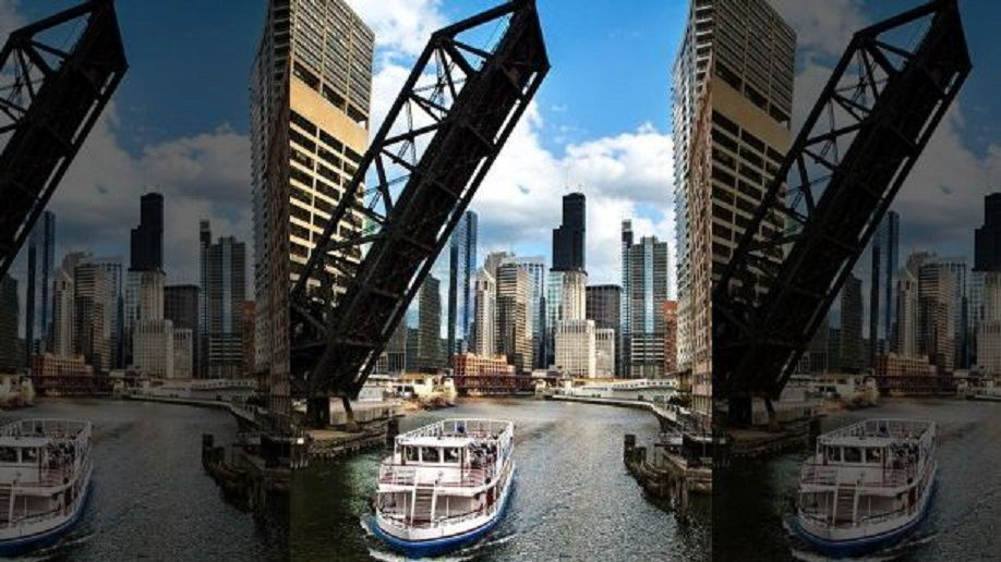 Chicago River Cruises se ha colocado en el segundo lugar del Top 10 (TripAdvisor).