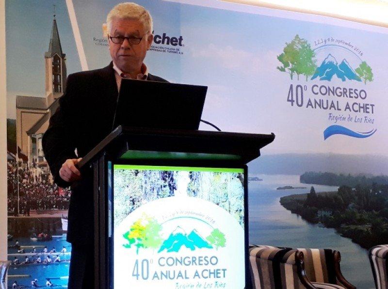 Guillermo Correa, presidente de ACHET.