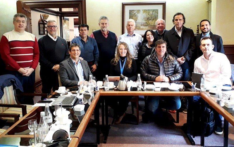Miembros de FOLATUR de 10 países se reunieron en Valdivia, Chile, para trazar las próximas acciones del organismo que nuclea a miles de agencias de viajes de Latinoamérica.