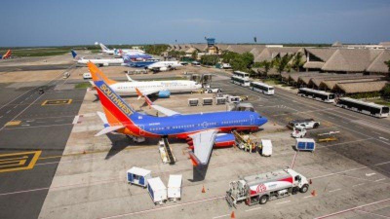 Aeropuertos dominicanos registraron 1.445.104 pasajeros durante julio de 2018