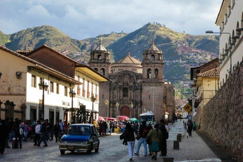Cusco espera recibir este año 3,4 millones de turistas