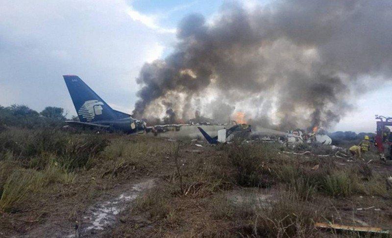 Aeroméxico despide a los tres pilotos involucrados en accidente de avión (Foto:CUARTOSCURO)