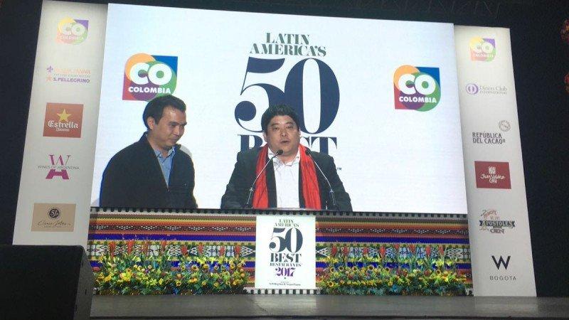 El peruano Maido es el 'campeón defensor' de los premios 50 Best Restaurants América Latina. .