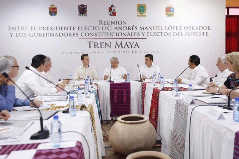 México podría abrir a extranjeros la inversión para el Tren Maya
