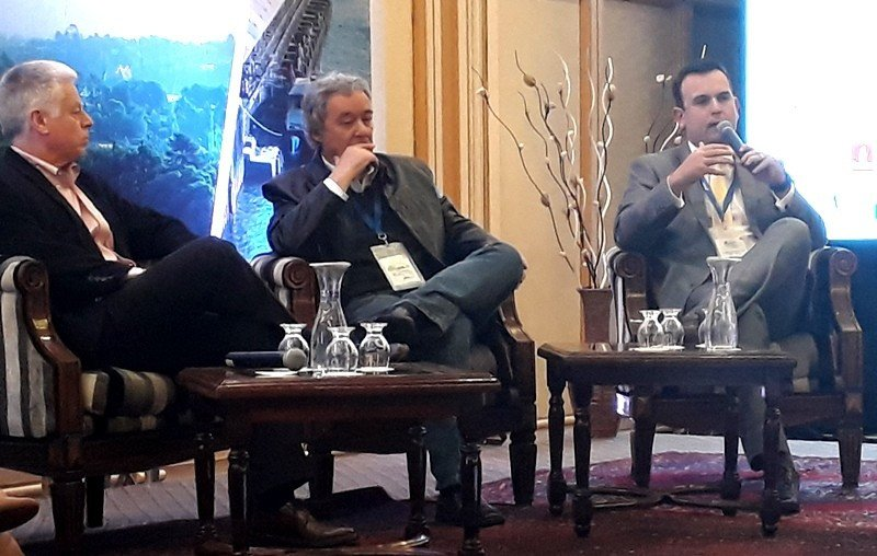 Marcelo Oliveira, asesor legal de ABAV (Brasil), expuso sobre la actualidad de la representatividad del sector en su país.