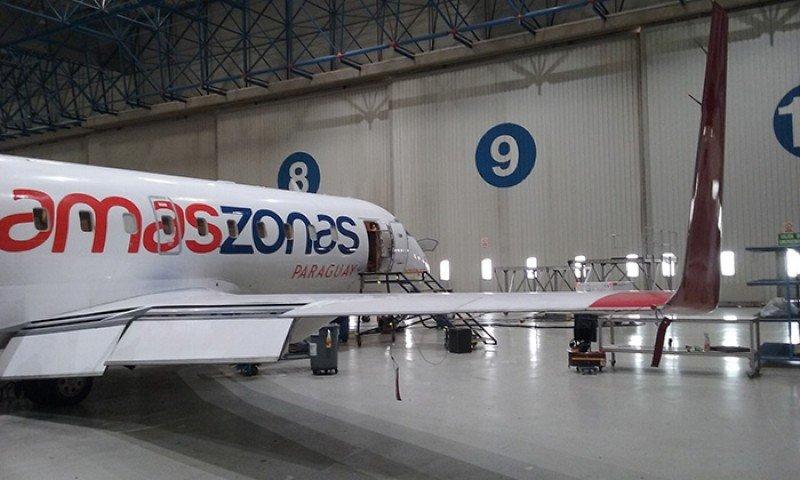Paranair es el nuevo nombre con que operará la empresa paraguaya desprendida del grupo Amaszonas.