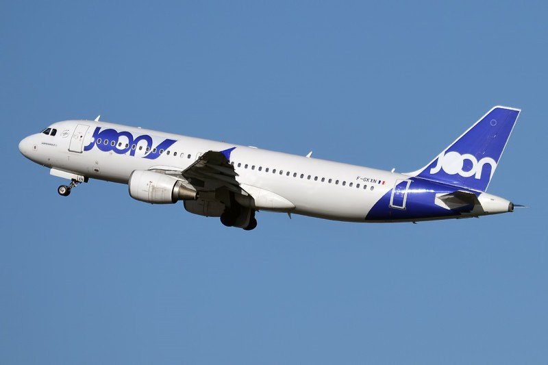 Aerolínea Joon de Air France volará entre París y Quito